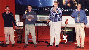 Spring 2000 Campus Revival